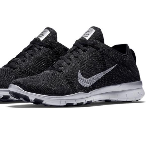 Nike Free TR flyknit 5.0 black metallic Ltd ed. M 5bc68cfa409c15eb05e6285e f290fb7e77